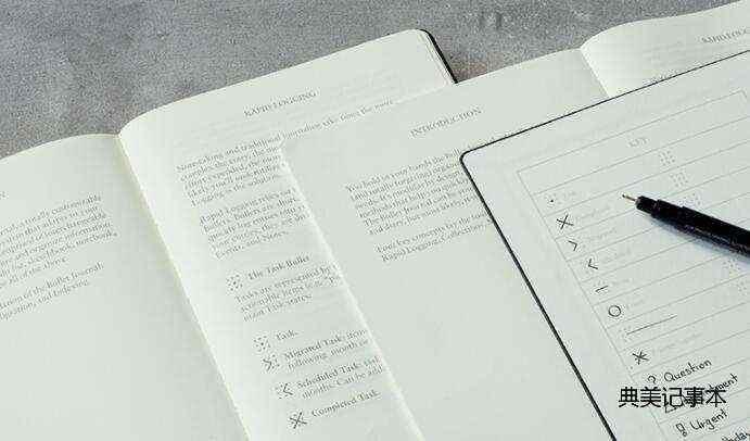 高档记事本印刷纸张要求说明?_工艺材质