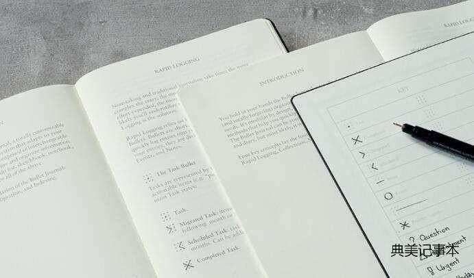订做高档记事本材料的选择一定要重视?_定制工艺