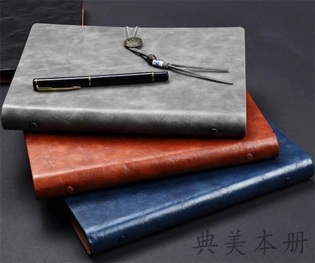 怎么选择制作皮制笔记本工厂,教你一招,看笔记本厂家的这几点!_订做攻略