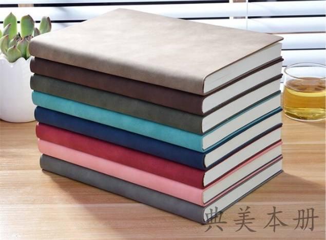 制作礼品笔记本工厂教你怎么选择适合自已的工艺?_订做经验